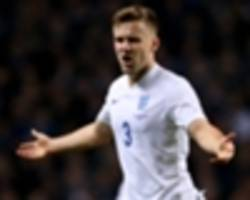 england squad: shaw recalled as southgate also selects lallana, tarkowski and gomez