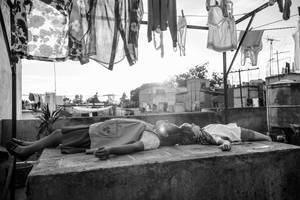 'roma' film review: alfonso cuarón's intimate epic proves less is more