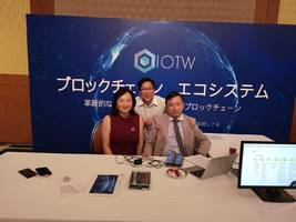 iotw has been selected by ntt docomo to develop micro-mining for ''5g open partner program''