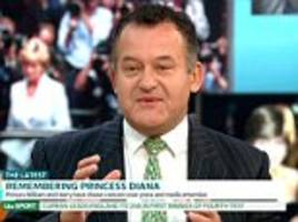 paul burrell says harry and meghan should have looked after 'unruly' thomas markle