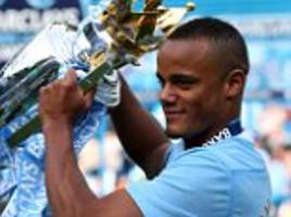 vincent kompany on what would've happened if city didn't win 2012 pl