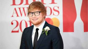Ed Sheeran Heads to the Big Screen... as Himself