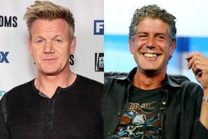 gordan ramsay says his new show is not a ripoff of 'great mate' anthony bourdain's 'parts unknown'