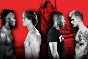 logan paul's fight with ksi is now available for free on youtube