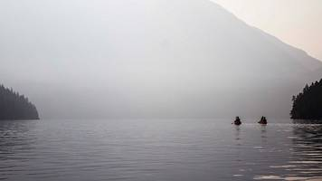 meditations on ross lake: why northern washington should be your next paddle and camping destination - a journey by canoe: welcome to north cascades national park, where time moves a bit slower.