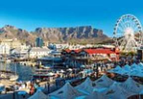 how to spend 48 hours in cape town