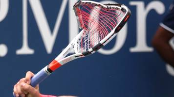 us open 2018: dominic thiem & kevin anderson into round four