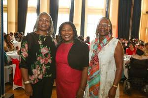 civic reception for women from the windrush generation