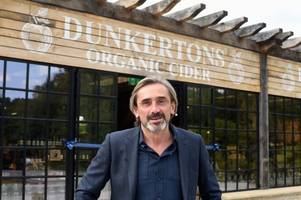 why julian dunkerton's stepmum isn't proud of the £400m superdry tycoon