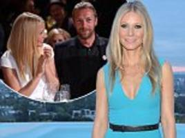 gwyneth paltrow reveals surprising reason she's kept chris martin's surname