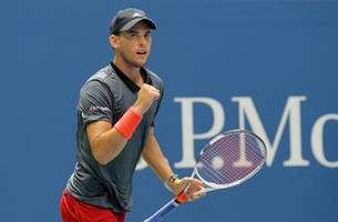 the latest: thiem ousts 2017 us open runner-up anderson