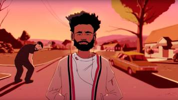 feels like summer: celeb cameos in donald glover's new video