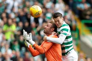 rangers players rated as allan mcgregor heroics not enough to stop derby defeat