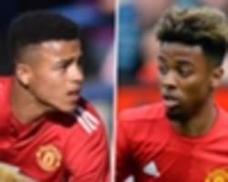 man utd academy update: goal-getters gomes and greenwood off to great start