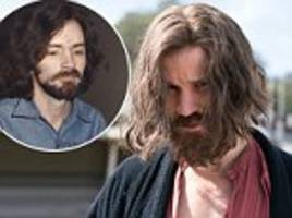 matt smith's chilling portrayal of charles manson is revealed