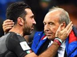 Former Italy boss Gian Piero Ventura says he'll never get over World Cup failure