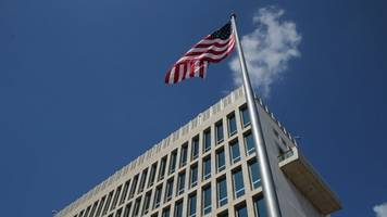 scientists suspect microwave beams in attack on us embassy in cuba