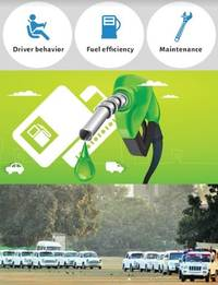 madras security printers developed an innovative fleet and fuel management solution for greater chennai corporation (gcc)