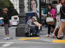 san francisco's out-of-control homelessness crisis could be combated by a new tracking tool