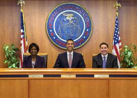 the head of the fcc, who repealed net neutrality, says google, facebook and twitter might need 'transparency obligations' (googl, fb, twtr)