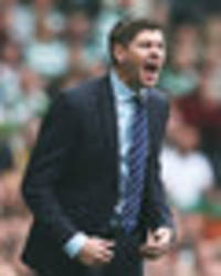 rangers boss steven gerrard must learn from rival after celtic loss - not brendan rodgers