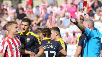 sunderland 'unfairly penalised' by 'nonsensical' power ban - ross