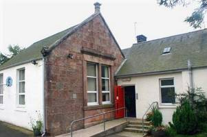 petition launched to stop blairingone primary school closure by perth and kinross council