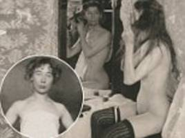 life inside an american brothel: intimate photos reveal 'working girls' in 19th century pennsylvania