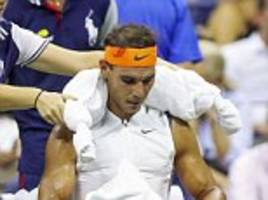 exhausted rafa nadal hits out at decision to continue match with dominic thiem late into night