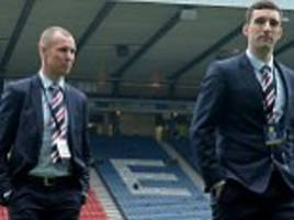 kenny miller and lee wallance win appeal to spfl over disciplinary sanctions imposed by rangers