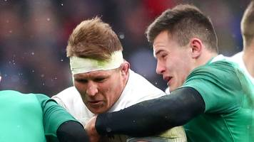 rugby world cup 2019: ireland to face england & wales in warm-ups