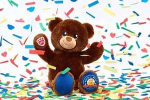 build-a-bear is holding a free bear giveaway
