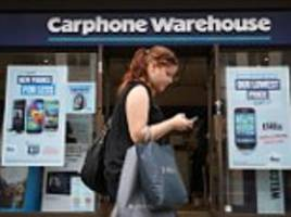 dixons carphone maintains full-year profit targets despite declining mobile phone sales