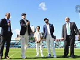 joe root shows he is a winner by securing 5-0 record at the coin toss