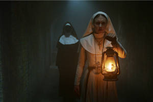 'the nun' conjures record $5.4 million at thursday box office