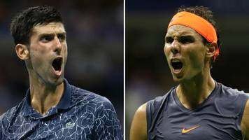 us open 2018: rafael nadal and novak djokovic aim for another final in new york