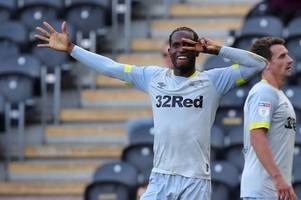 florian jozefzoon says the derby county players like frank lampard's 'vision' for the team