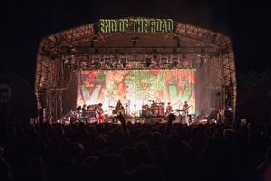 live report: end of the road festival 2018