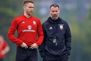 ryan giggs reveals the one selection call he agonised over most as euro 2016 hero dropped