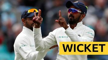 'absolutely brilliant' - rahul catch ends broad-buttler stand