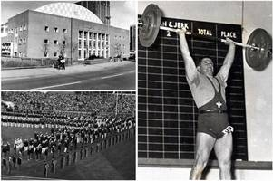 the full fascinating story of when the empire games came to cardiff