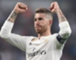liverpool enemy ramos still one of world's best, admits alexander-arnold