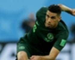 Nigeria's Leon Balogun shifts focus to Liberia clash after Seychelles win