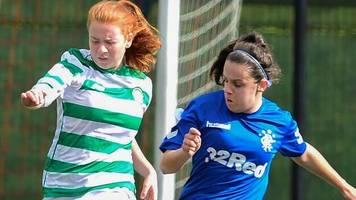 celtic 0-0 rangers: old firm sides goalless in women's game