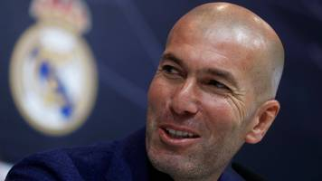 gossip: zidane makes man utd transfer plans