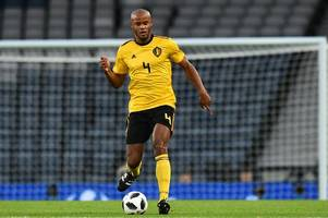 andy robertson? i've loved him for years and even signed him in football manager reveals vincent kompany