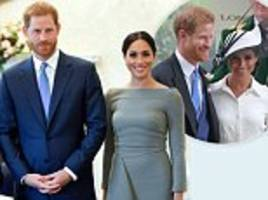 royal fans baffled as it's announced the duke and duchess of sussex visit dubbo on australian tour