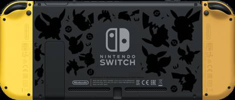 the wait is finally over: nintendo is making a pokémon-themed nintendo switch console, and it's just as adorable as you want it to be