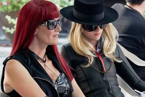 'jeremiah terminator leroy' film review: literary hoax makes for a frustrating film
