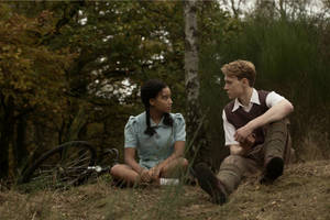 'where hands touch' film review: amandla stenberg packs emotion in earnest holocaust drama